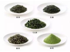 日本蒸青绿茶种类