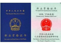 报考中级保育员资格证书